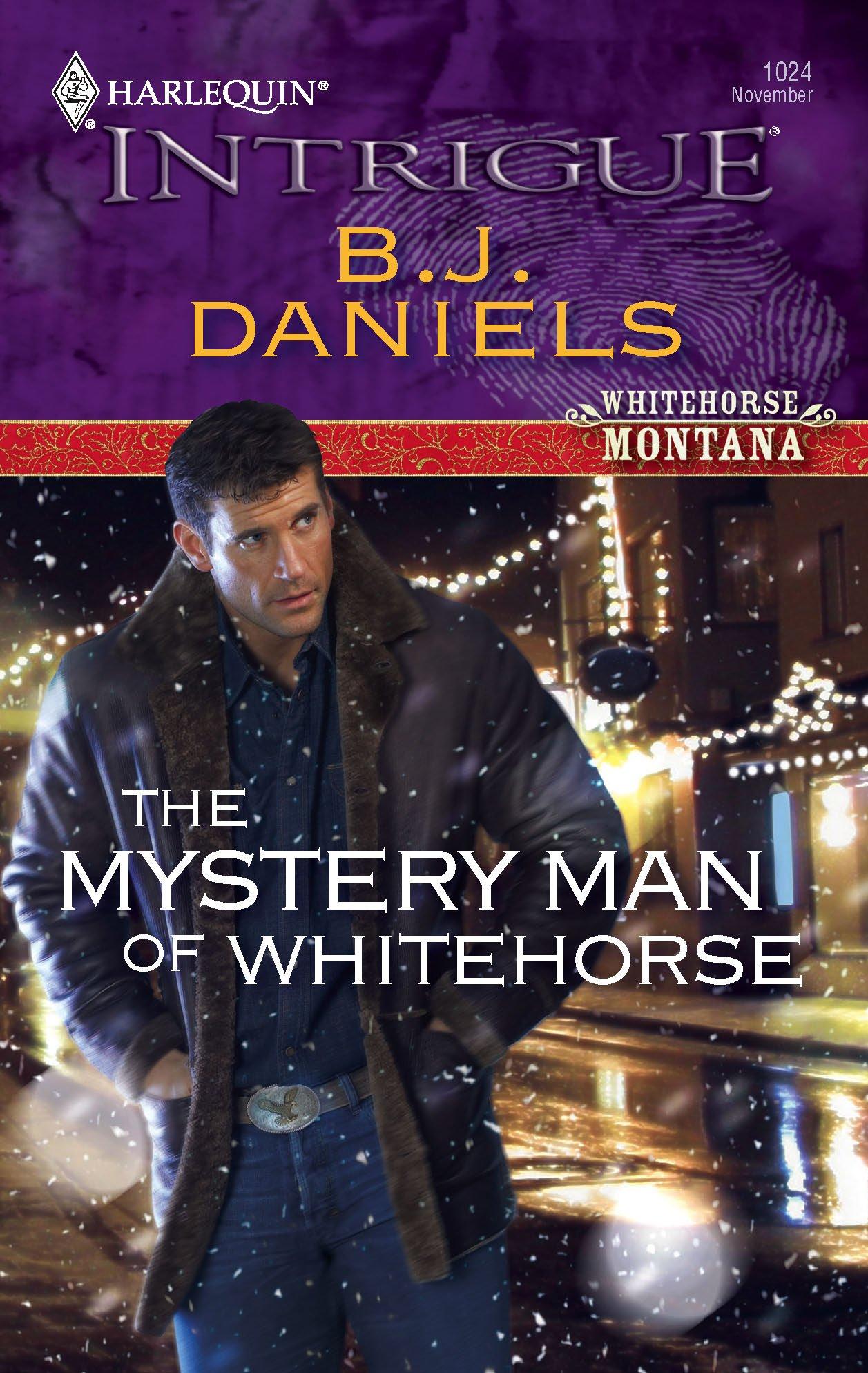 The Mystery Man Of Whitehorse PDF