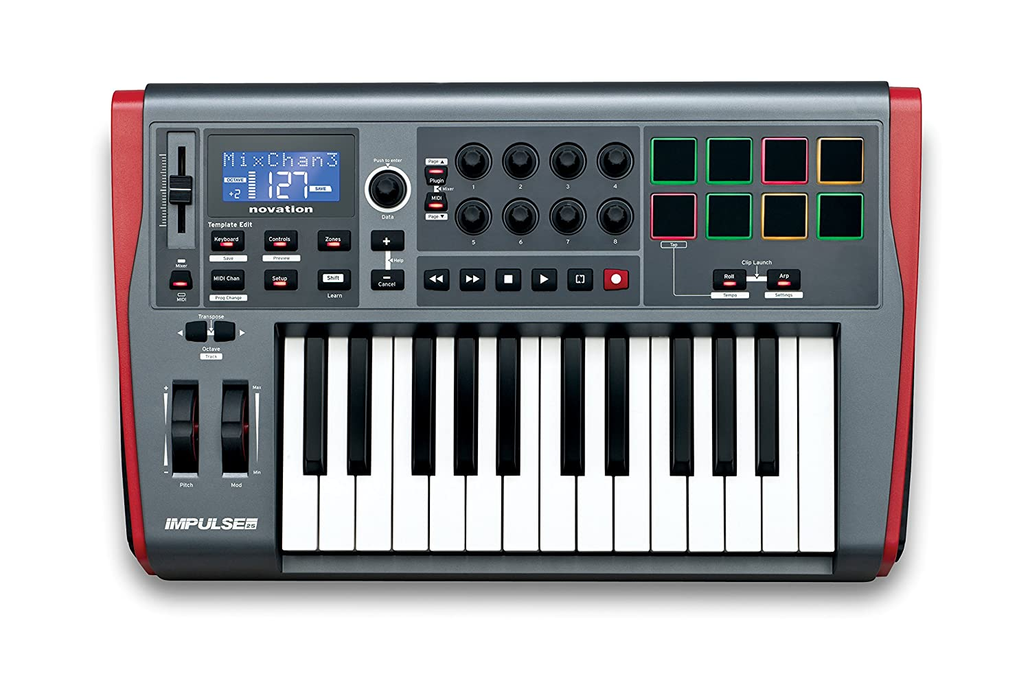 Top 10 Best MIDI Keyboard Under $200 Should You Know 7