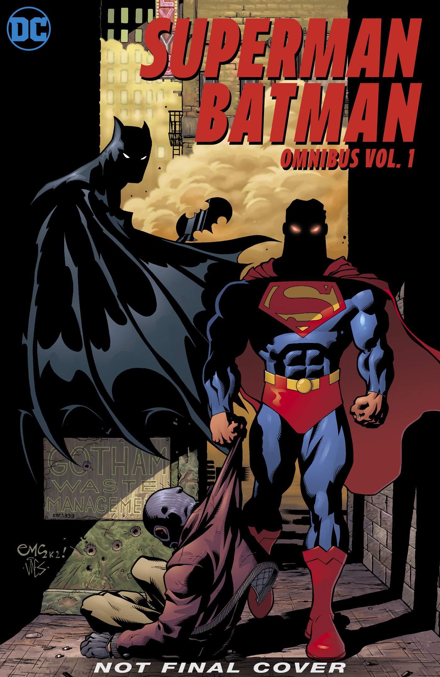 Superman/Batman Omnibus Vol. 1 by DC Comics