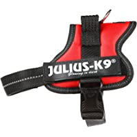 Julius-K9 Mini,  51-67 cm, Rojo