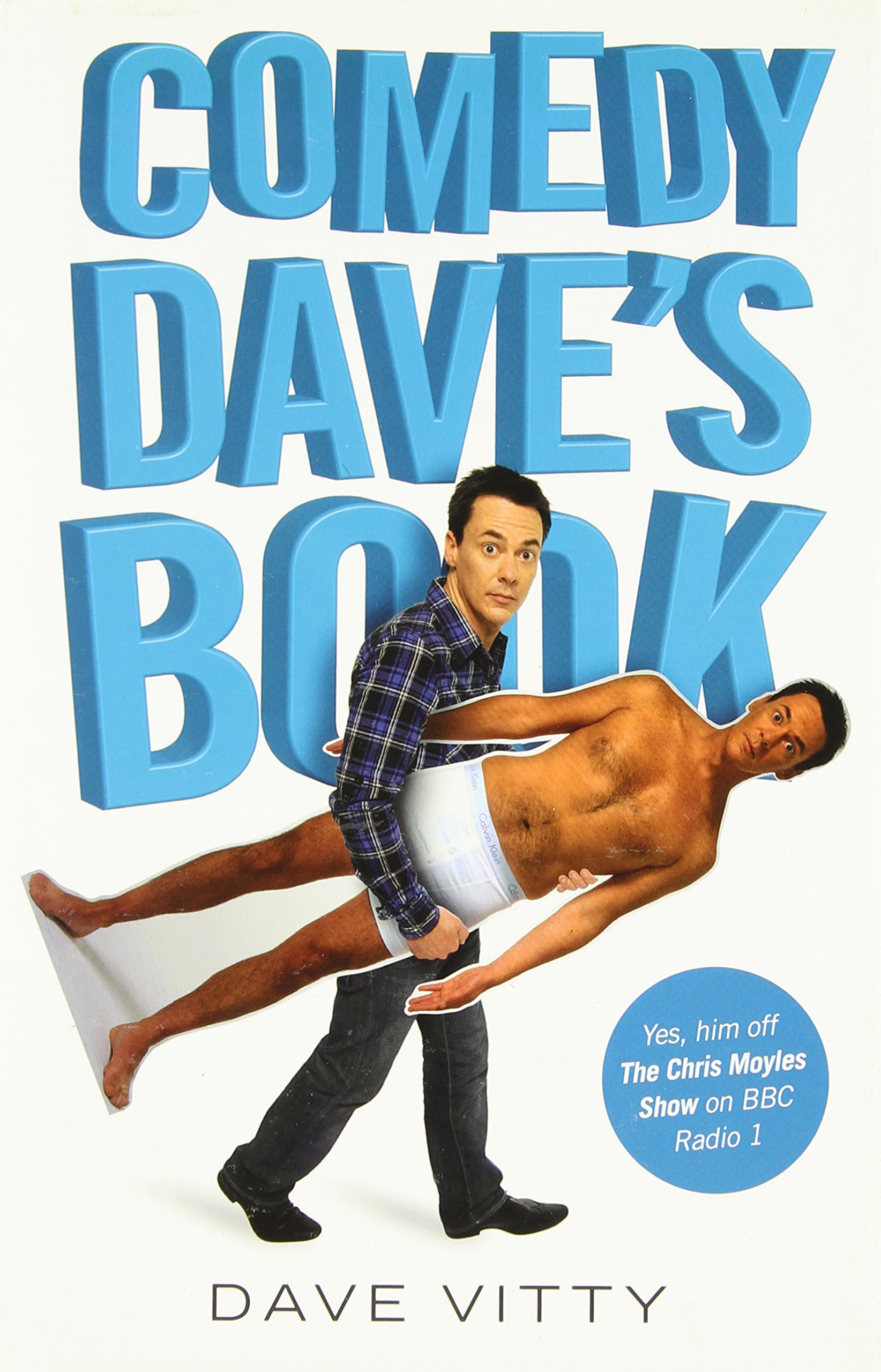 Comedy Dave's Book ebook