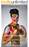 Optical Illusion: An m/m romance (Paint Book 1)