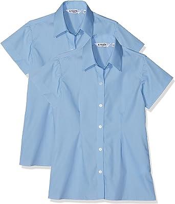 Trutex Rlb Camiseta de Uniforme para Niñas: Amazon.es: Ropa y ...