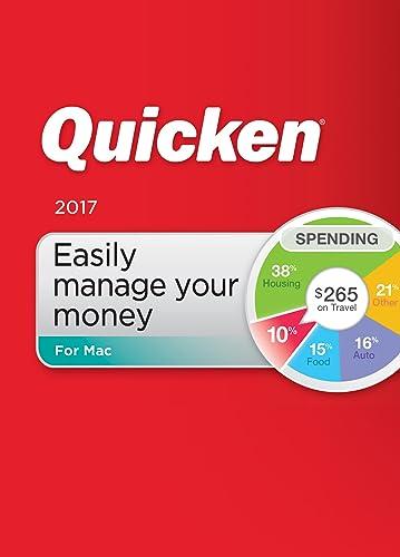 Amazon com: Quicken For Mac 2017 Personal Finance