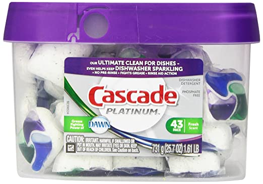Amazon.com: Cascada Platinum actionpacs fresco aroma ...