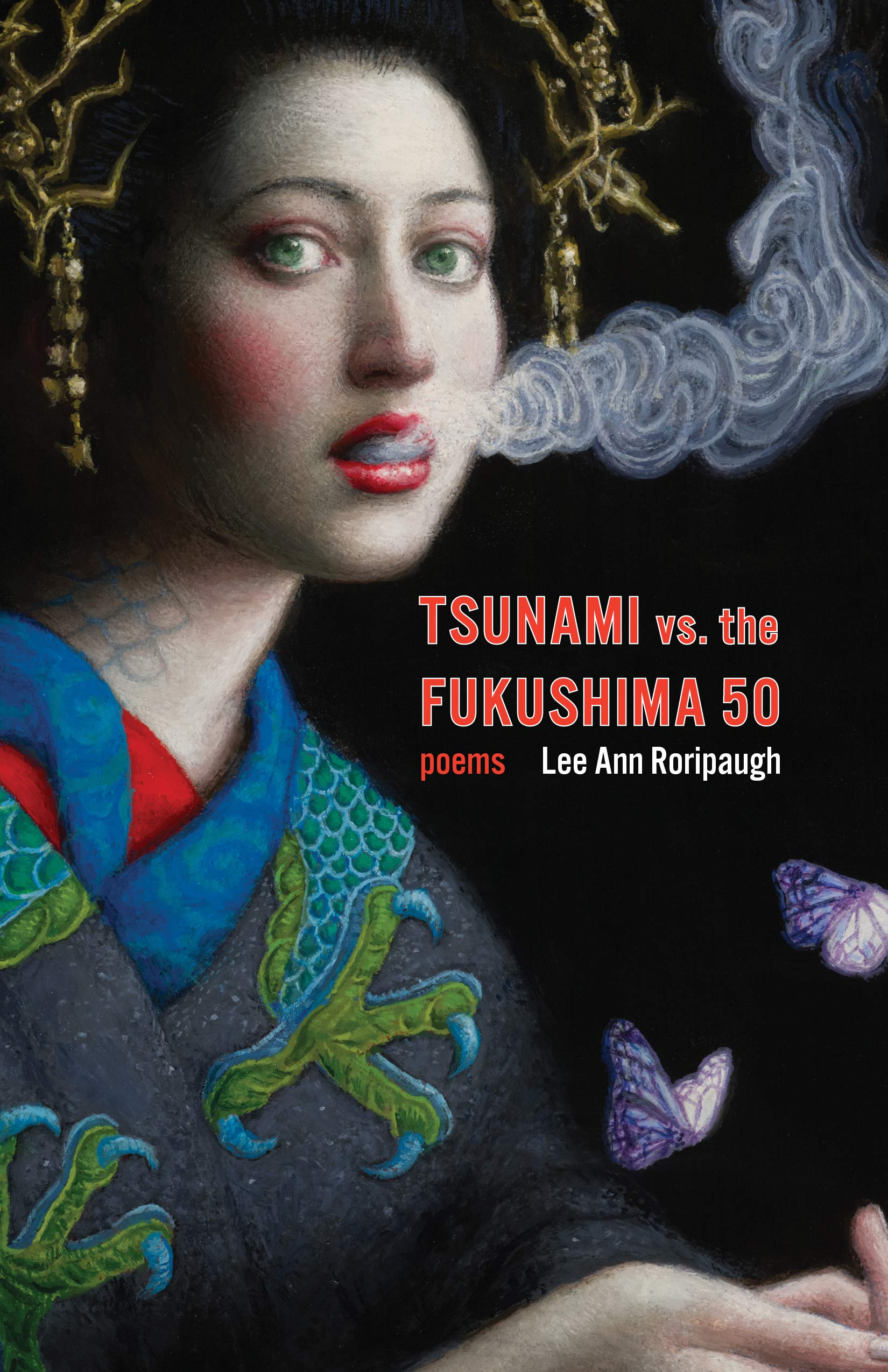 Tsunami Vs. The Fukushima 50  Poems