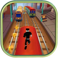 Subway Ninja Surfers Runner Go