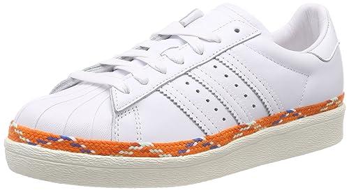 adidas Superstar 80s New Bold W, Zapatillas de Gimnasia para Mujer: Amazon.es: Zapatos y complementos