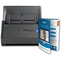 Fujitsu ScanSnap iX500 Document Scanner Powered With Neat, 1 Year Neat Premium License