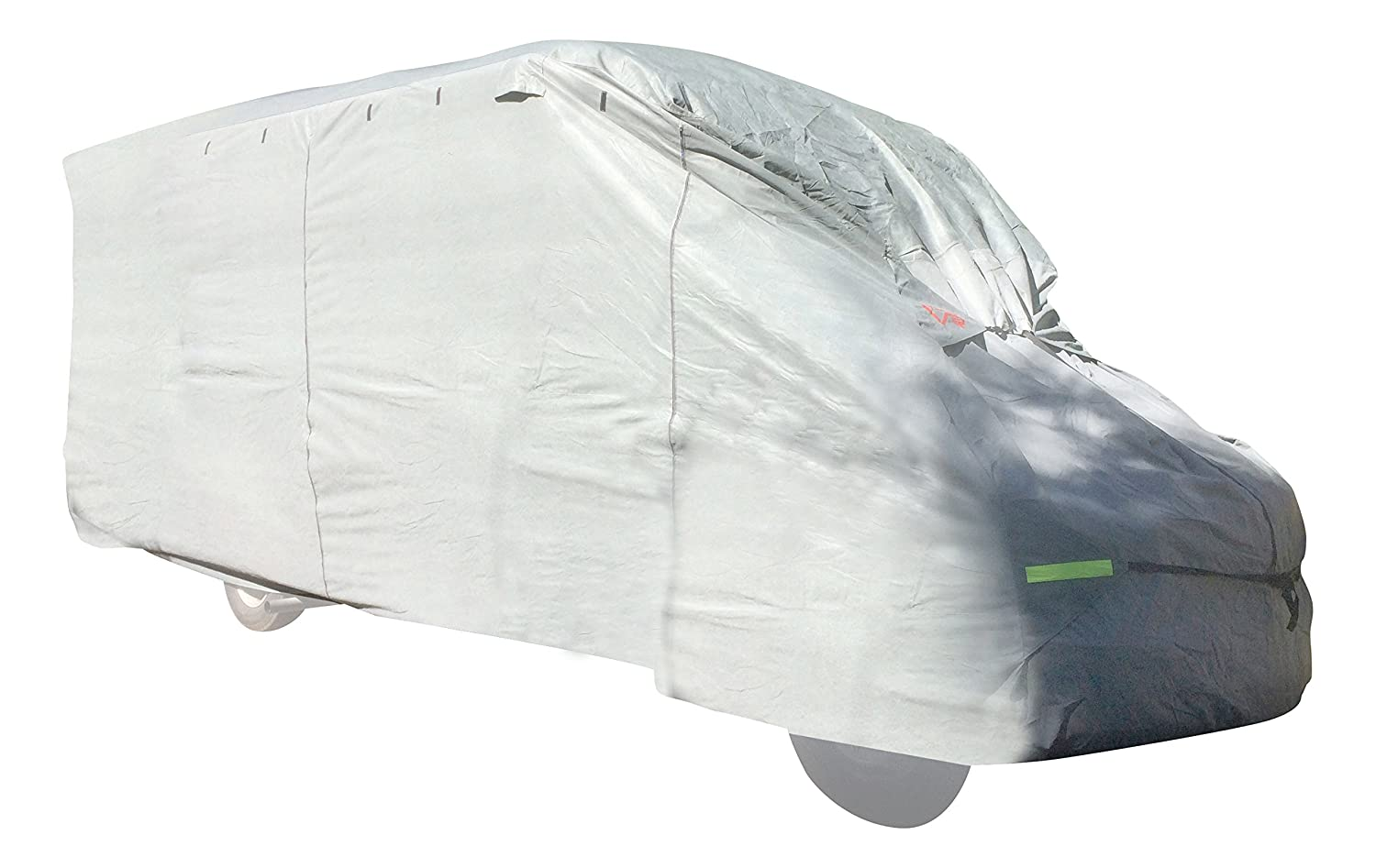 Class B RV Waterproof Cover Light Grey, 20.5 Feet-21.5 Feet