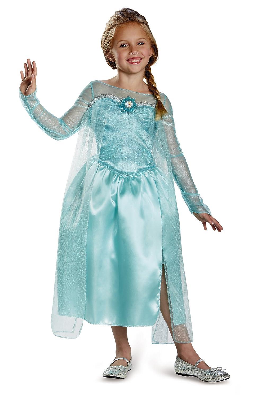 Frozen Elsa Snow Queen Gown