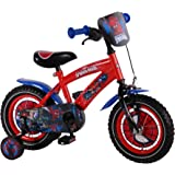 "Volare Ultimate Spiderman 12"" Bicycle"