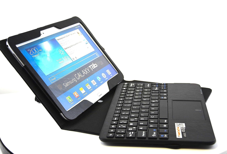 SonnyGoldTech - Funda con teclados y panel táctico para ...