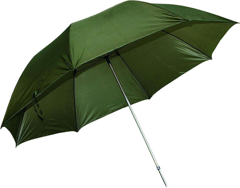 Nubrolly Angelschirm 3m Angel Regenschirm Sonnenschirm Schirm inkl Tasche