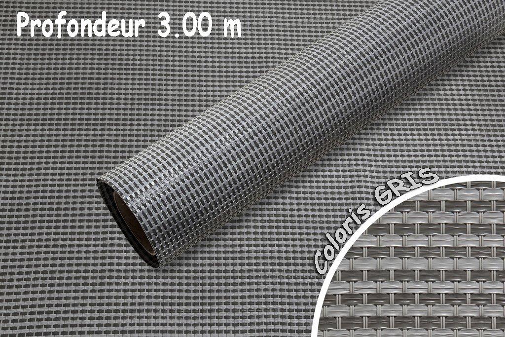 Scuro//Grigio Chiaro Brunner 0201109N.C52 Stuoia Kinetic 600 250x450 cm