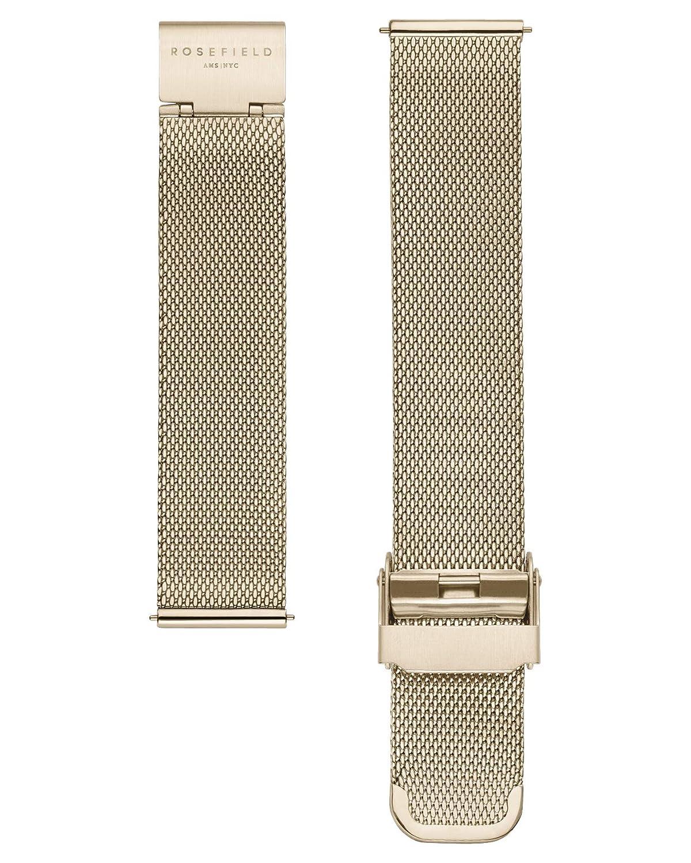 Rosefield Reloj Analógico para Mujer de Cuarzo con Correa en Acero Inoxidable QWSG-Q03: Amazon.es: Relojes
