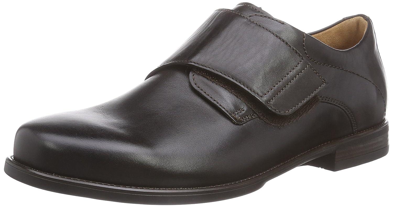 Ganter Greg, Weite G - Zapatillas de casa de Cuero Hombre, Color marrón, Talla 48: Amazon.es: Zapatos y complementos