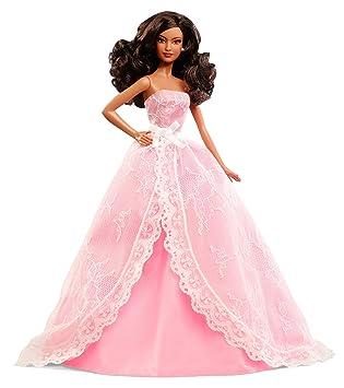 Barbie 2015 Birthday Wishes Doll, Dark Hair by Barbie