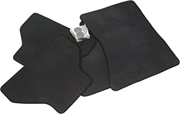 Bmw Accessories 51477290024 Rugs Carpet Black Amazon De Auto
