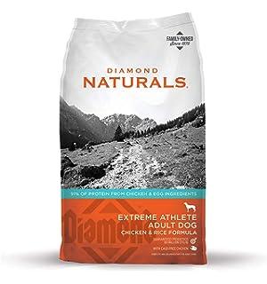Amazon Com Diamond Naturals Large Breed Puppy Real Lamb Recipe