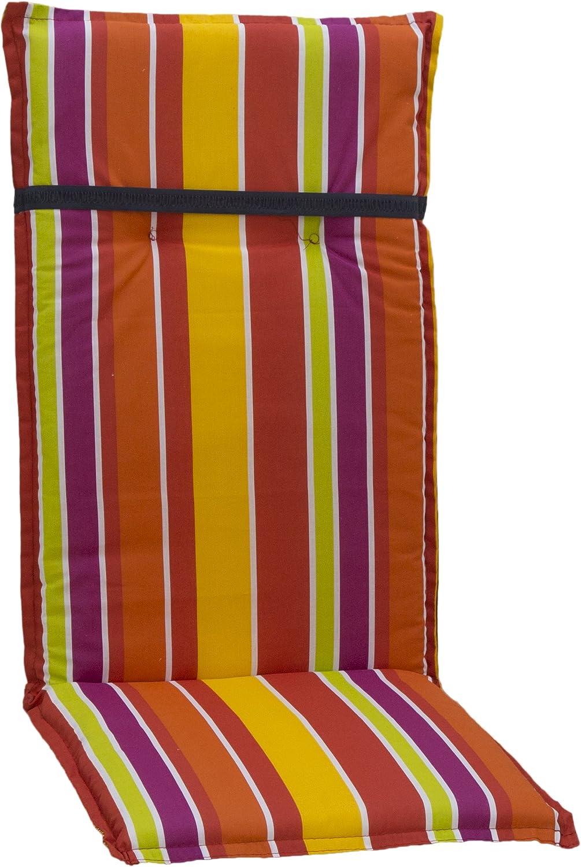 Cuscini per esterno per schienale alto per sedie da giardino