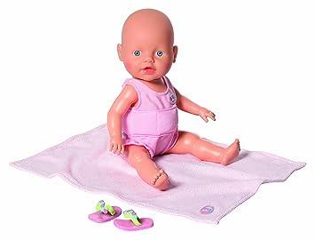 schwimm baby born