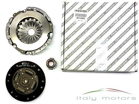 Original Fiat Siena 1,2 embrague Juego de embrague – 71752222