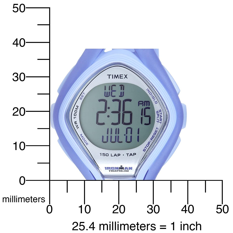 Amazon.com: Timex T5 K287 de los hombres Ironman 150-lap ...