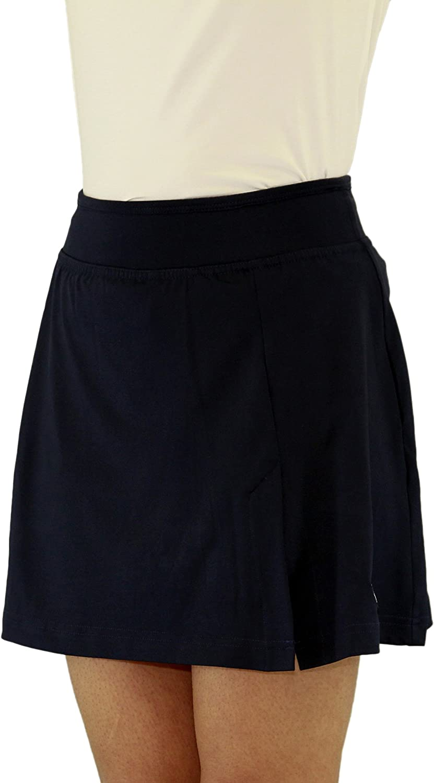 Maks Ladies Running Cycling Tennis Athletic Skirt Skort