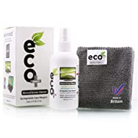 Ecomoist SC250MLUK 250 ml Screen Cleaner Kit with Extra Fine Microfiber Towel