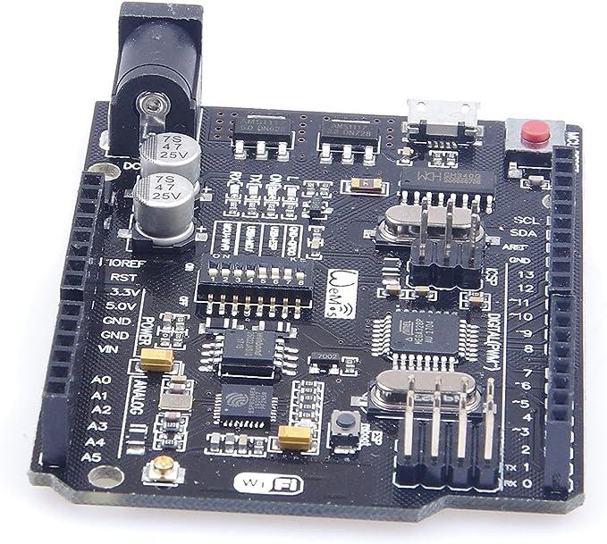 Arduino Uno Wifi Rev 2 Pinout