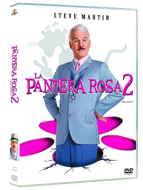 La Pantera Rosa 2 The Pink Panther 2 Import Dvd 2009 Steve Martin Jean Amazon It Film E Tv
