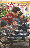 The Texan's Surprise Return (Cowboys of Diamondback Ranch)