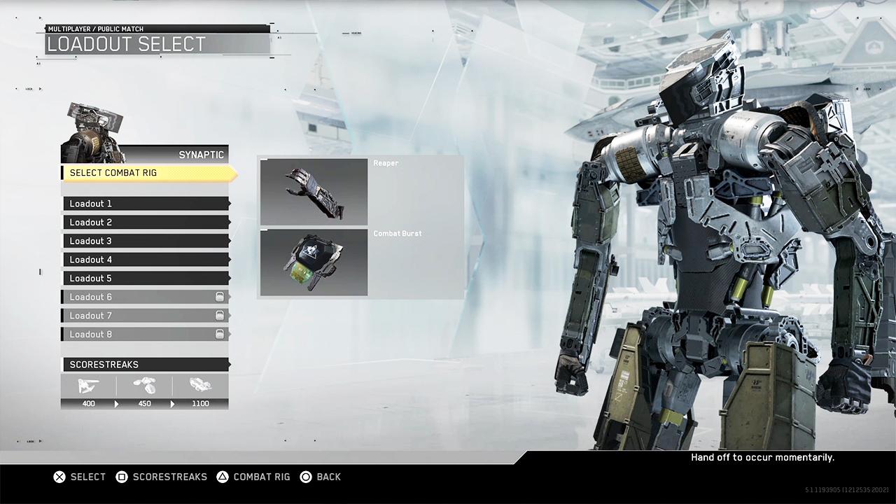 infinite warfare beta 2