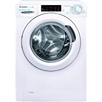 Candy Washing Machine SmartPro 9KG 1400rpm White - Wifi+BT - Steam - Class A+++ - 5Digit Display CSO 1495T3/1-19