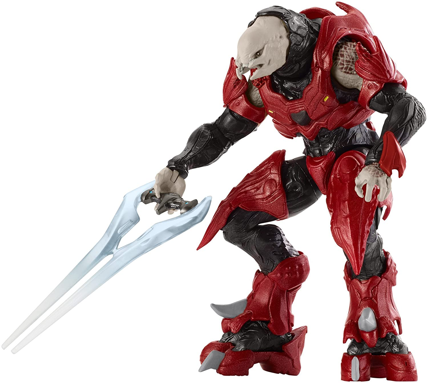 Halo Covenant Elite Zealot 6 Figure Mattel DNV06