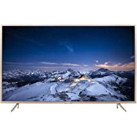 TCL 109.3 cm (43 inches) 4K Ultra HD Smart LED TV L43P2US (Golden)