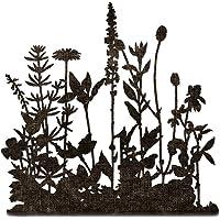 Sizzix Thinlits Die Flower Field by Tim Holtz, 665369, Multicolor