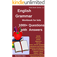 English Grammar Practice Book for elementary kids: 1000+  Practice Questions with Answers (Kids Book Series 12)