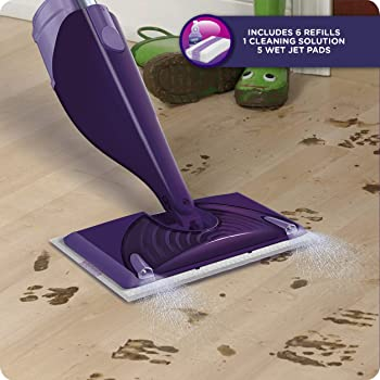 Swiffer WetJet Spray Microfiber Mop