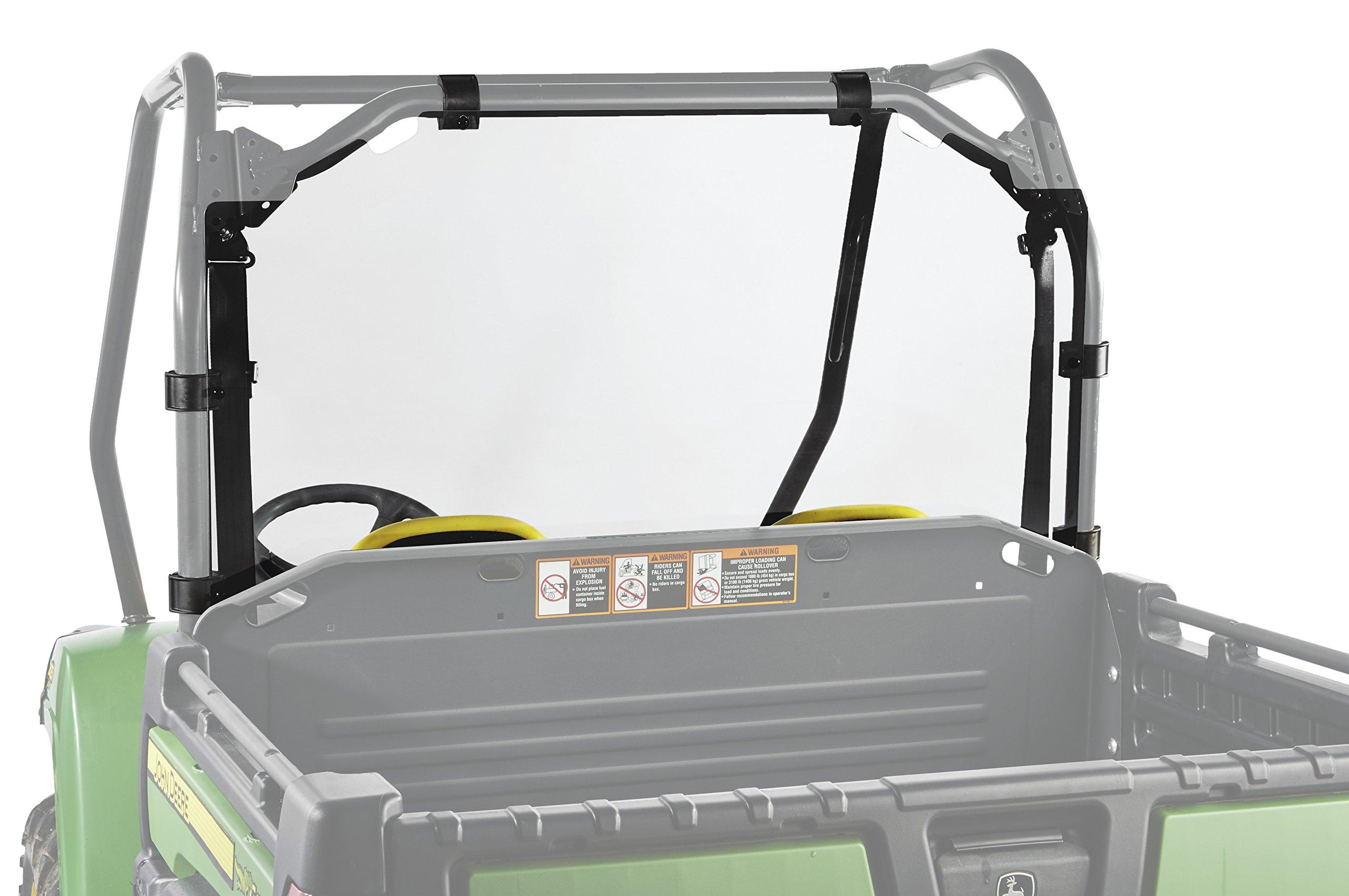 Kolpin Rear Panel Windshield for John Deere 625i/825i/HPX (UC) - 2744