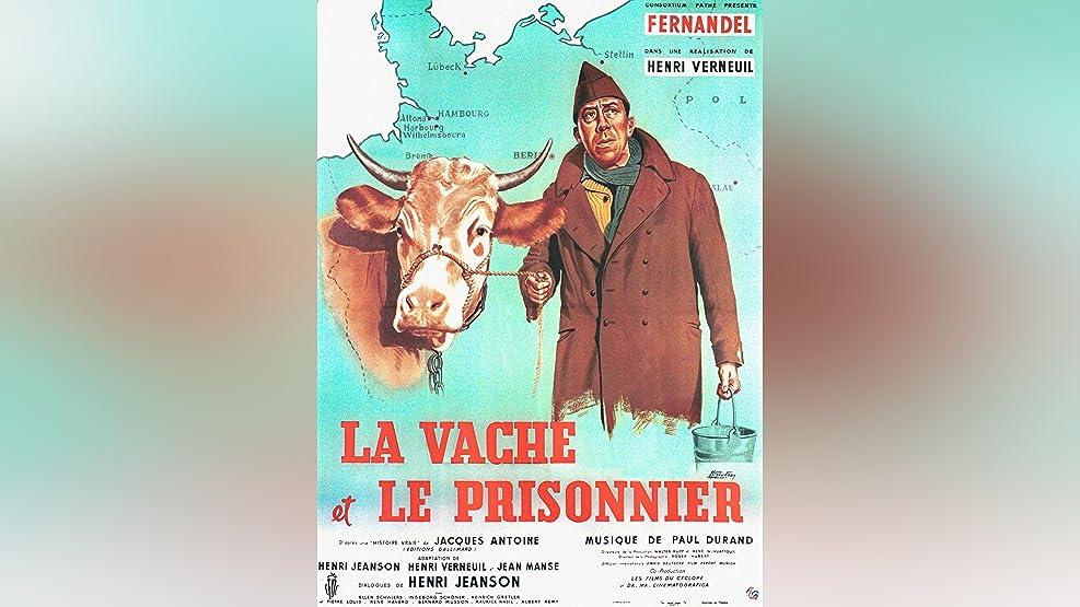 La Vache et le prisonnier (English Subtitled)