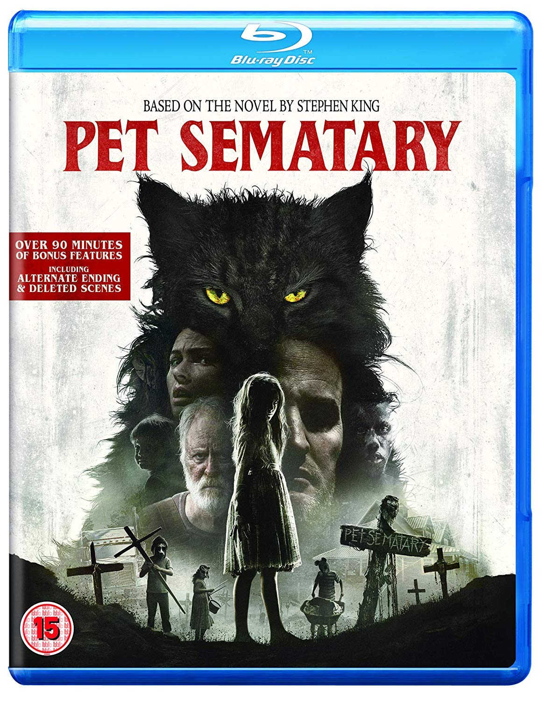 Amazon Com Pet Sematary 2019 Blu Ray Jason Clarke Amy