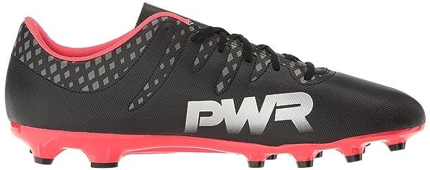 Choose SZ//Color. PUMA 10396402 Mens Evopower Vigor 4 AG Soccer Shoe