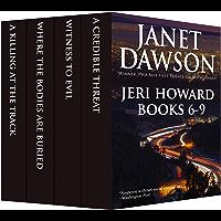 The Jeri Howard Anthology: Books 6-9 (The Jeri Howard Series) (English Edition)