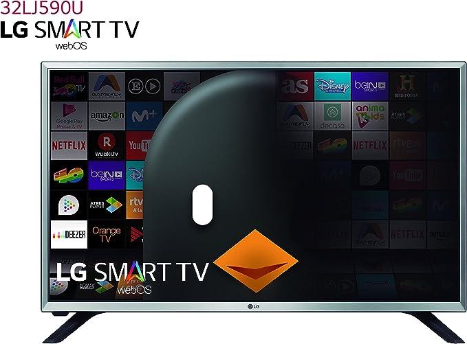 LG 32LJ590U - TV de 32