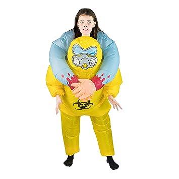 Bodysocks® Disfraz Hinchable Lift You Up de Protección ...