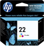 hp 22 color cartridge