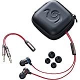 Cooler Master Resonar In-Ear Gaming Headset SGH-2090-KKTI1, Bass FX Technology, Portable, In-line mic PC and Smartphone