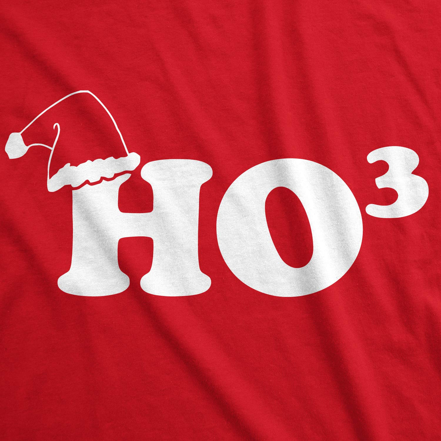 703a93b1 Amazon.com: Ho to The Third Ugly Funny Christmas T Shirt Hohoho Holiday  Xmas Graphic Tees: Clothing